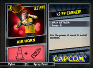 Dead rising 2 combo card Air Horn