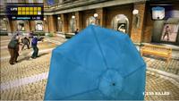Dead rising parasol hitting zombies in al fresca (5)