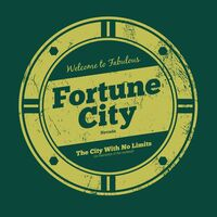 Fortune city logo