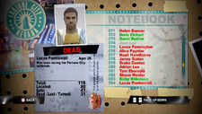 Dead Rising lucas notebook