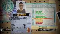 Dead rising jacob notebook