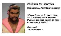 Curtis Ellenton business card