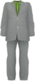 Dead rising Pure White Outfit