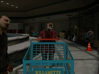 Dead rising shopping cart zombie (4)