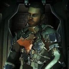 Айзек надел улучшенный ИКС в <i>Dead Space 2</i>