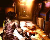 Corridor freakout DS2