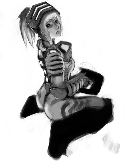 Dead Space 63 by DeadXCross