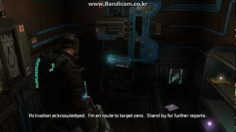 Dead Space 2 Audio Logs 2 - Activation( Franco Delille's Log part 1 )