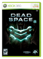 DeadSpace2 - Xbox Cover
