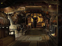 Dead Space Concept Art by Jason Courtney 05a