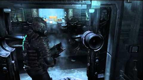 Dead Space 2 - Chapter 5 Part 1 Crypt Keeper