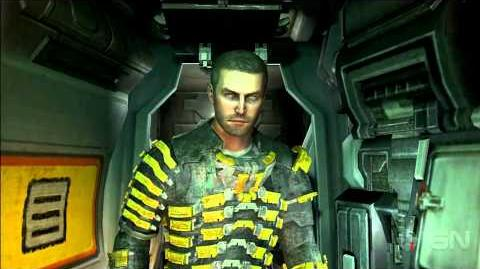 Dead Space 2 Armor Video - Elite Engineering Suit