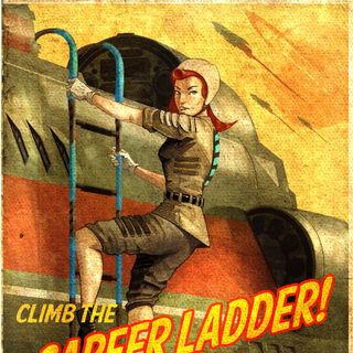 Пропагандийский плакат Суверенных Колоний