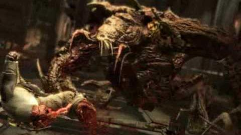 Dead Space - Brute Death