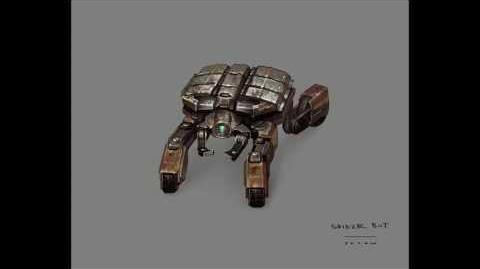Dead Space 3 - Unused Scavenger Bot Quotes