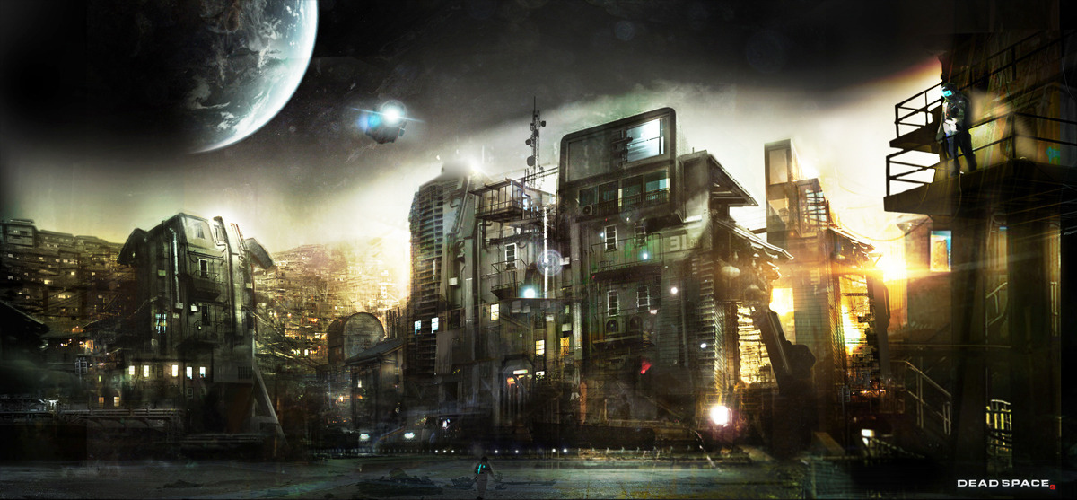 lunar space colony - photo #24