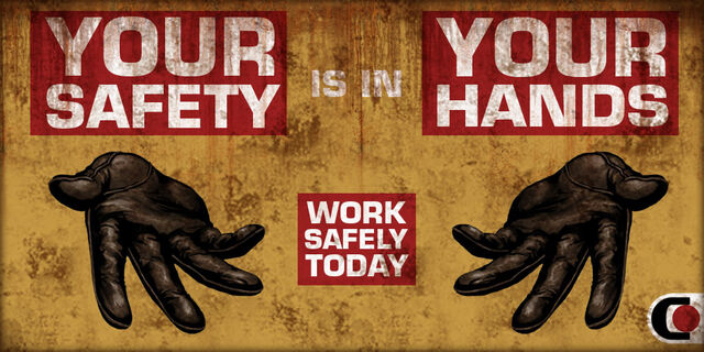 File:Safety Hand Poster.jpg