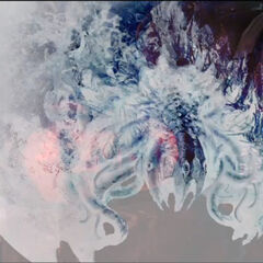 Изображение Луны в трейлере к <i>Dead Space 3 Awakened</i>.