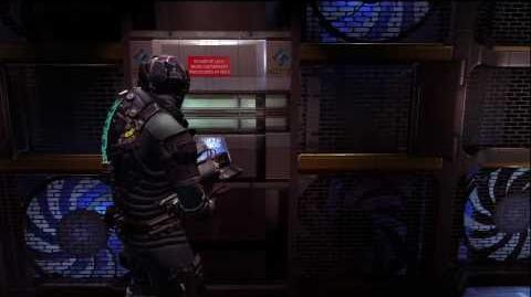 Dead Space 2 - Chapter 7 Part 3 Mainframe Game