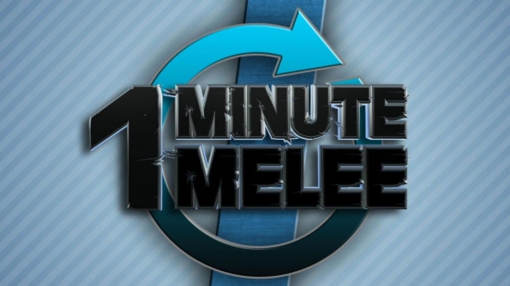 One Minute Melee is a Spin-off