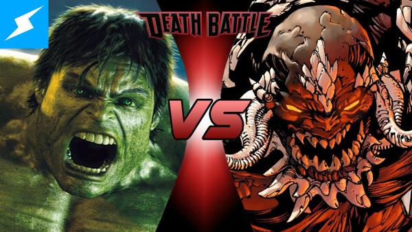 Image - AG03 Hulk vs Doomsday.png | DEATH BATTLE Wiki ... Doomsday Vs Hulk Death Battle