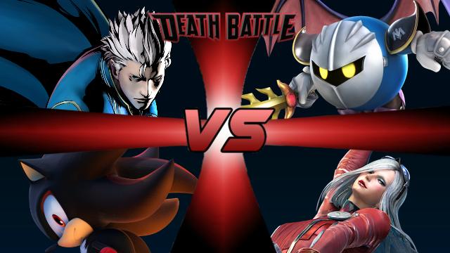 Meta knight vs shadow