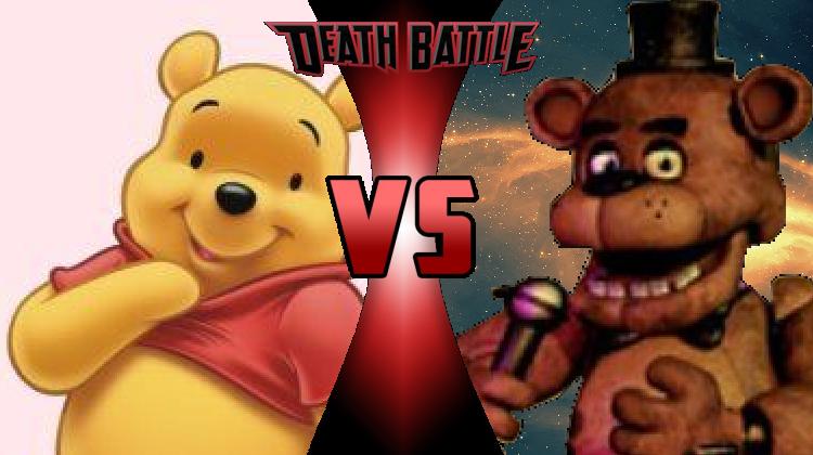 Blog ditto132 freddy fazbear vs winnie the pooh death battle wiki