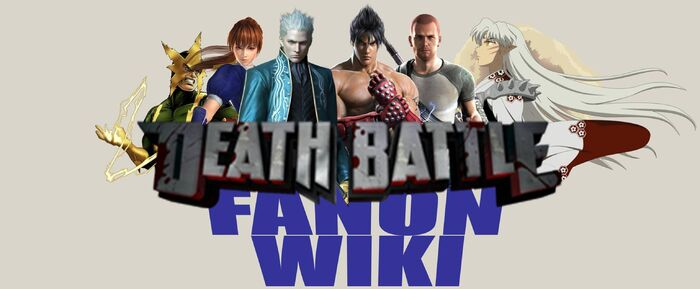 Death Battle Fanon Front Page