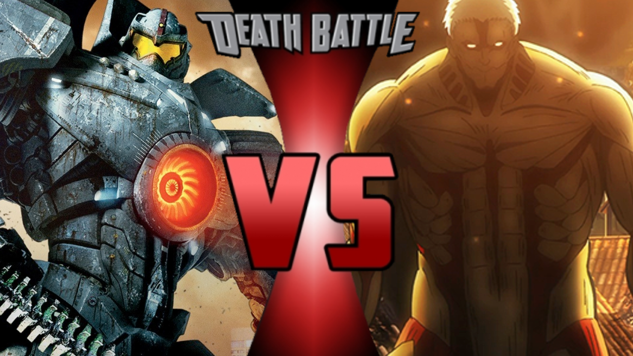 Gipsy Danger vs Armored Titan | Death Battle Fanon Wiki ...