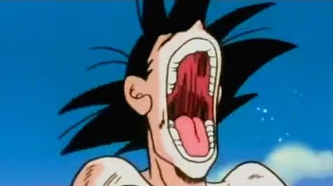 Goku Keeps Squeaking - TeamFourStar (TFS)