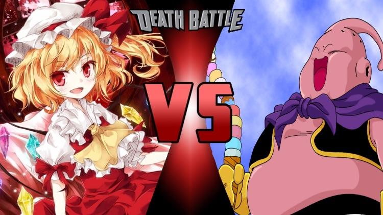 Majin buu vs Flandre | Death Battle Fanon Wiki | Fandom ...