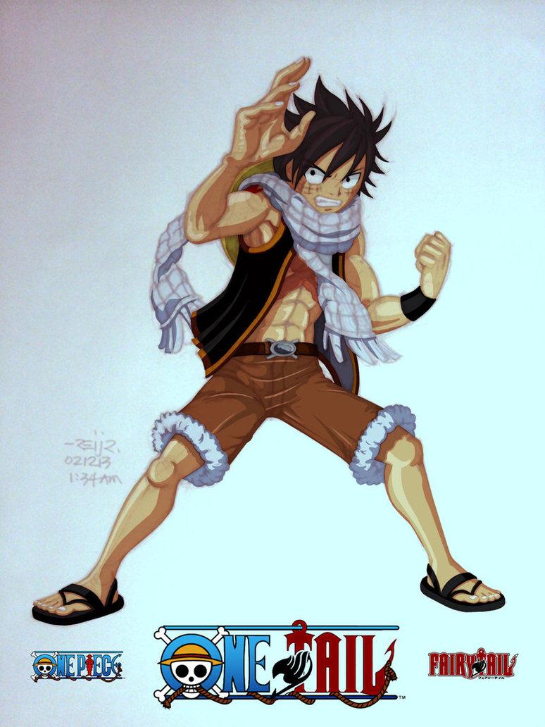 Natsu D Luffy Death Battle Fanon Wiki Fandom powered