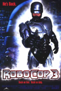 RoboCop - RoboCop as seen on the movie poster for his third movie