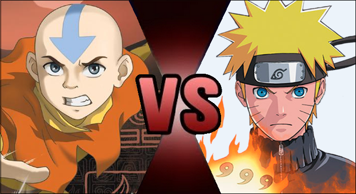 Naruto Uzumaki vs. Aang | Death Battle Fanon Wiki | FANDOM ... Naruto Vs Avatar