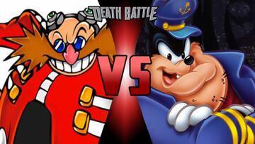 Eggman vs pete