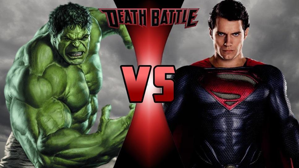 King Kong Vs Hulk Movie Superman vs. Hulk | De...