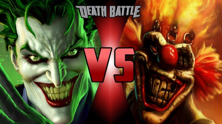 the joker vs sweet tooth death battle fanon wiki
