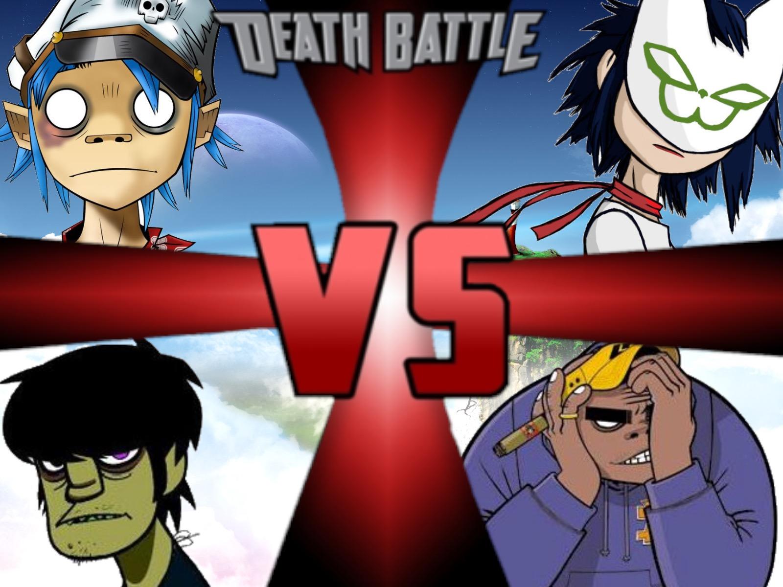 The Gorillaz Battle Royale Death Battle Fanon Wiki