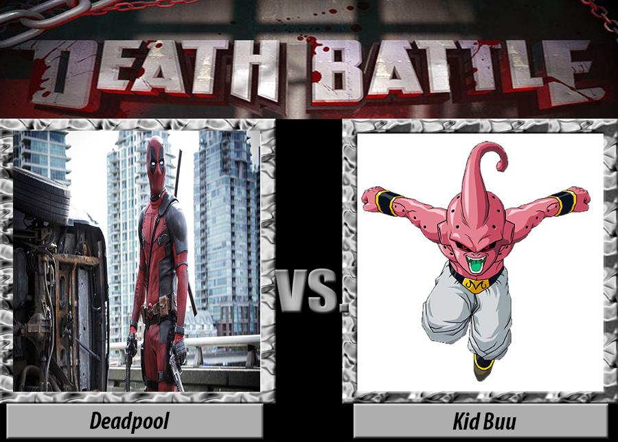 Majin Buu vs Deadpool | Death Battle Fanon Wiki | Fandom ...