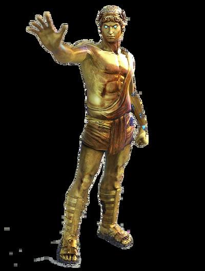 The Colossus Of Rhodes Death Battle Fanon Wiki Fandom