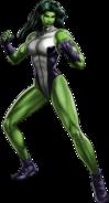 She-Hulk Avengers Alliance