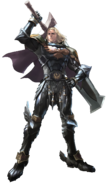 Soul Calibur - Siegfried Schtauffen as he appears in Soul Calibur V