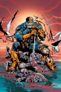 DC Comics - Deathstroke achieved his secret dream of becoming a pirate according to Boomstick