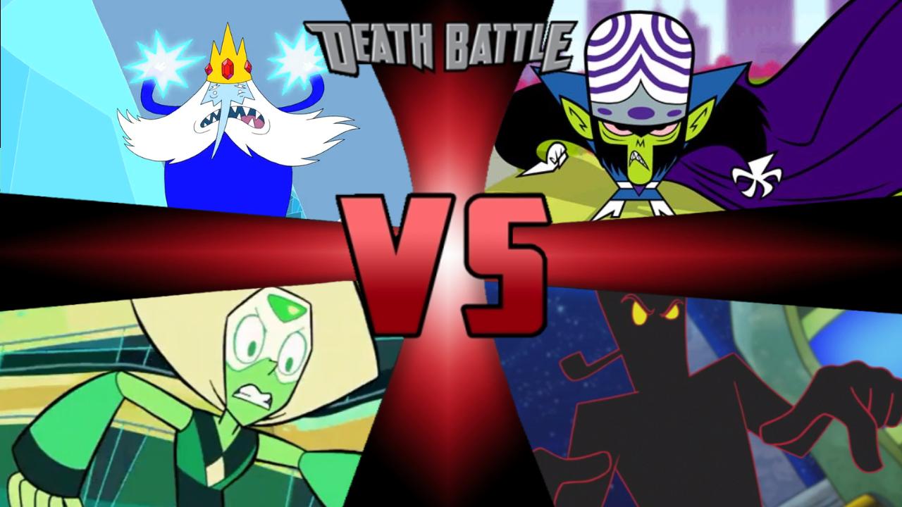 Cartoon Network Villain Battle Royale Death Battle Fanon