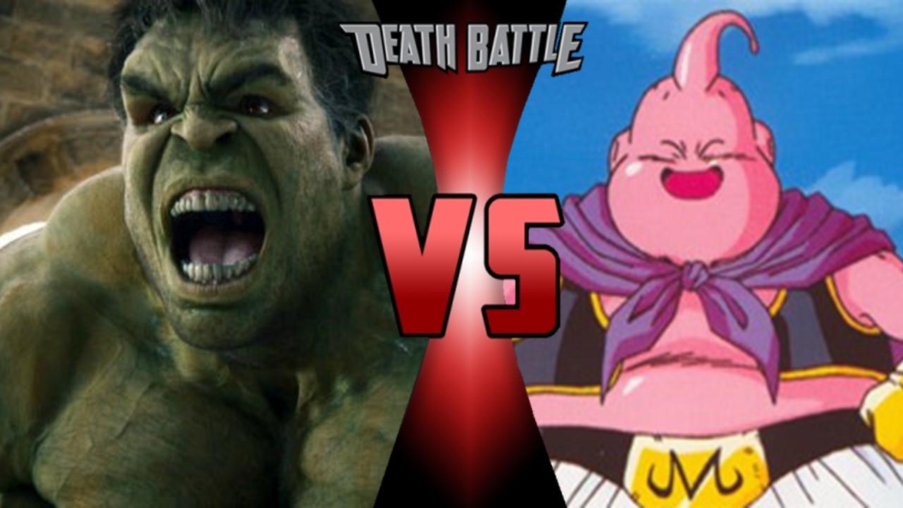 The Hulk vs Majin Buu | Death Battle Fanon Wiki | Fandom ...