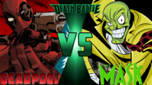 The mask vs beetlejuice