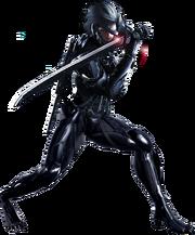 Metal Gear Raiden
