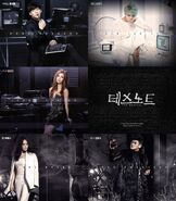 Musical Korean cast 2