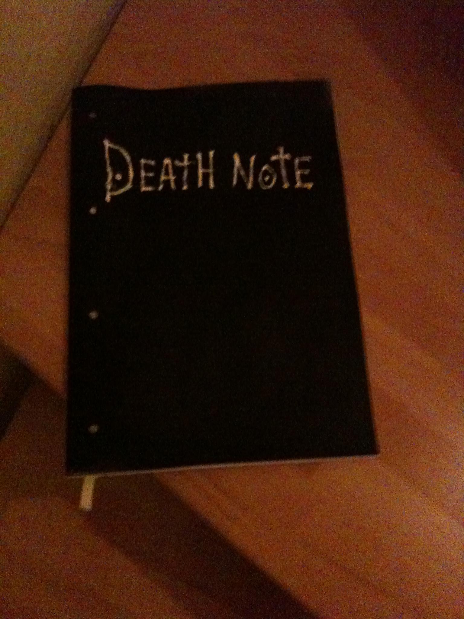 Death Note Buch