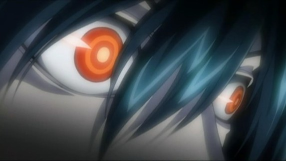 Light Yagami Shinigami Eyes